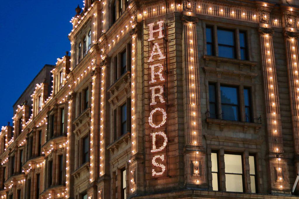Harrods of Knightsbridge